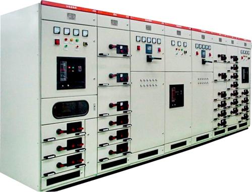 GCS型低压抽出式开关装置