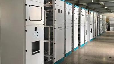 合肥雍龙府在千亚电气定制低压配电箱