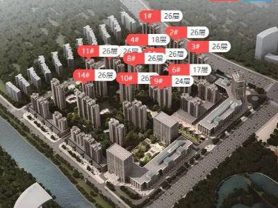 低压开关柜合作上海建工集团-池州曼哈顿国际社区