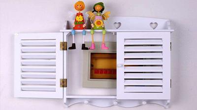 千亚电气分享三种电表箱装饰方案