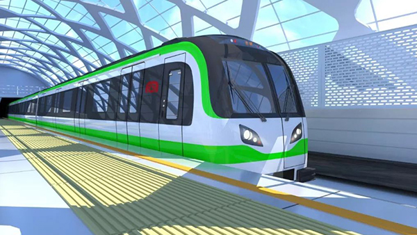 合肥地铁三号线使用安徽千亚电气配电柜