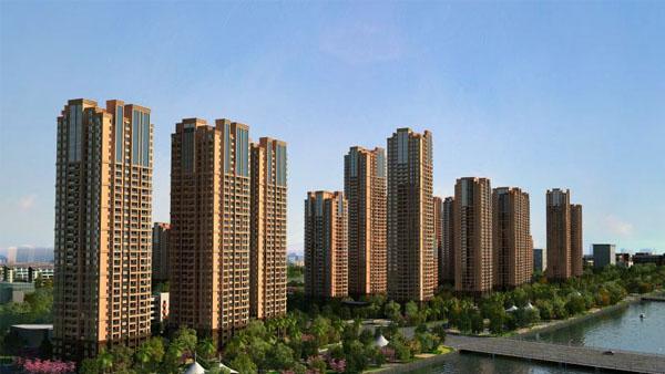 国福现代城使用安徽千亚电气配电箱